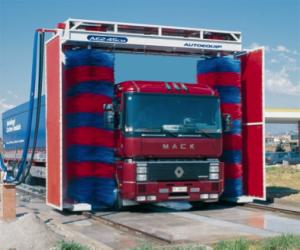 kamion mosó berendezések